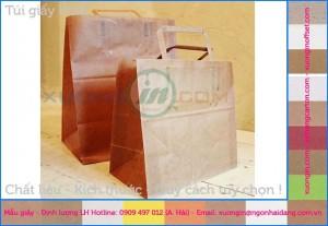Các mẫu túi giấy mới nhất thiết kế bởi ngọn hải đăng