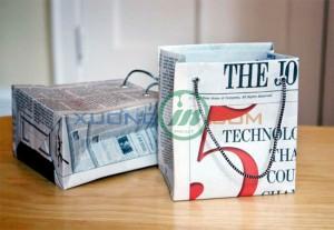 Thiết kế túi giấy bán hàng