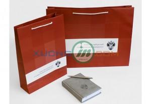 Túi giấy cao cấp thiết kế theo yêu cầu
