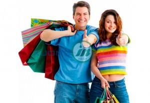 Bán túi giấy cho shop thời trang